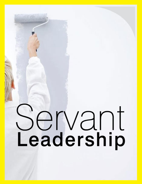 "the servant as leader essay In his 1970 essay the servant as leader, it was robert greenleaf who first  coined the term ""servant leadership"" in servant leadership, the team is most."