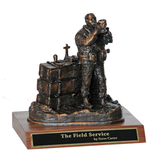 The Field Service by Steve Carter