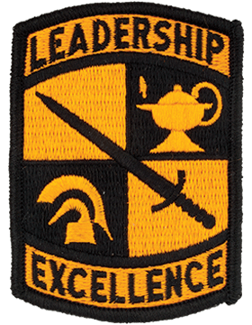 rotc patch