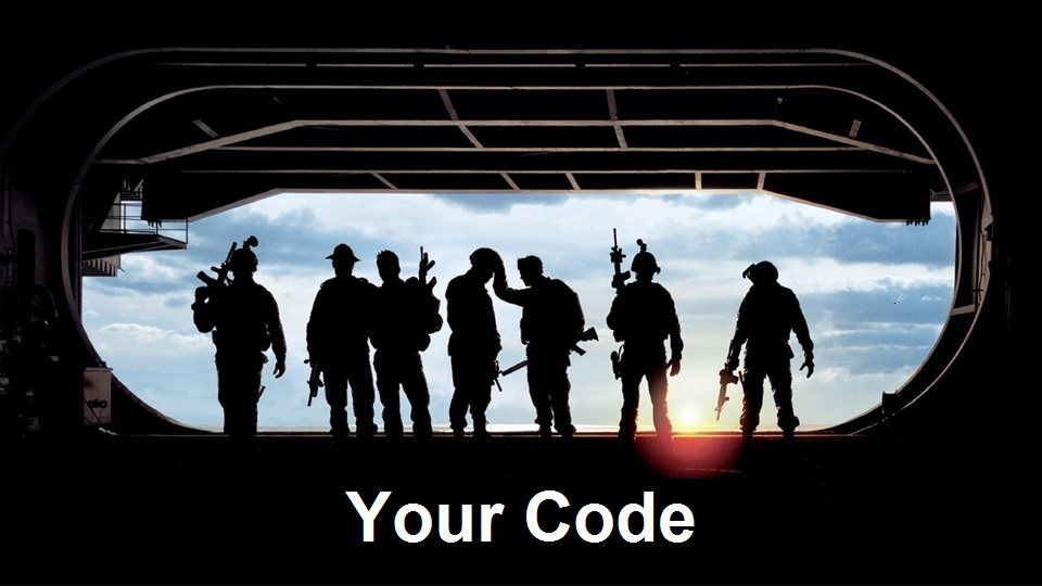 Write Your Code