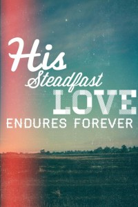 steadfastloveendures