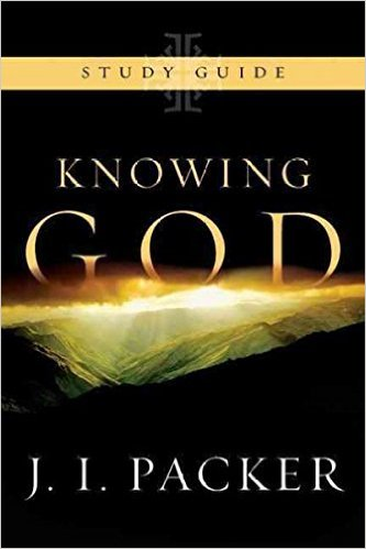 Knowing God Study Guide - Section One Teacher-Personal Edition
